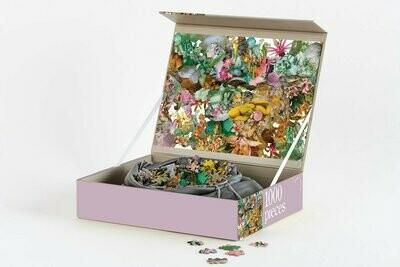 Puzzle - Flora