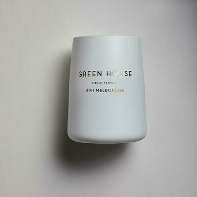 SoH Melbourne Candle - Greenhouse