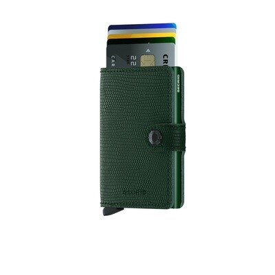 Secrid Mini Wallet- Rango Green