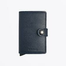 Secrid Mini Wallet- Rango Blue