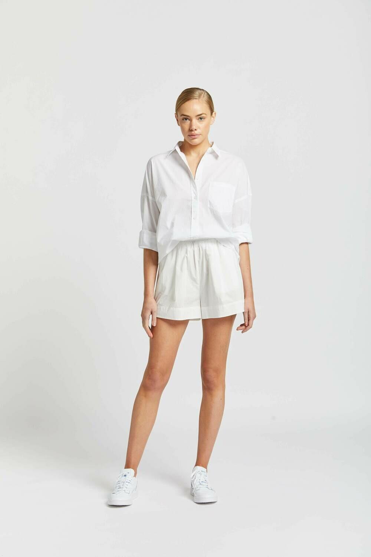 The Chiara Shirt - White
