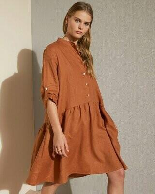 Bid Dress - Ginger