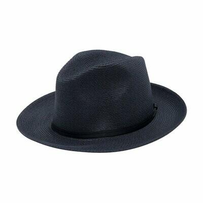 Borsalino Hat - Navy