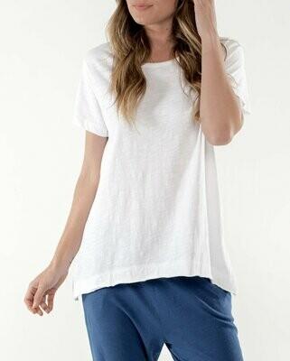 Olivia Tee - white
