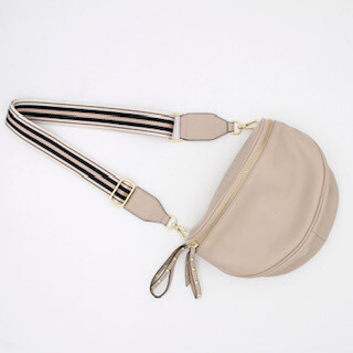 Obsessed Bag - Taupe