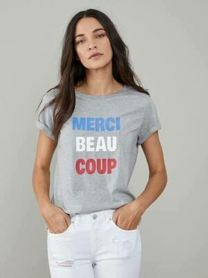 Merci Beau Coup Tee