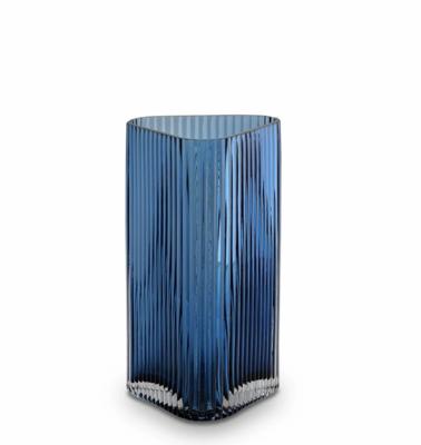 Profile Vase - Blue Medium