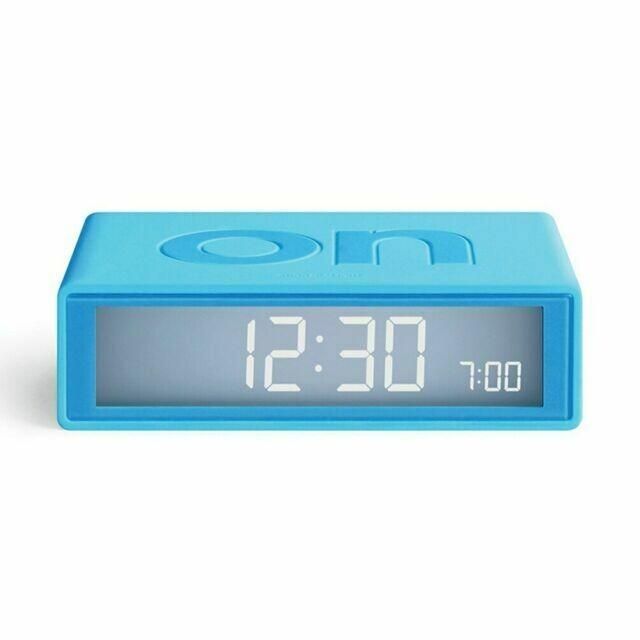 Flip Clock - Aqua