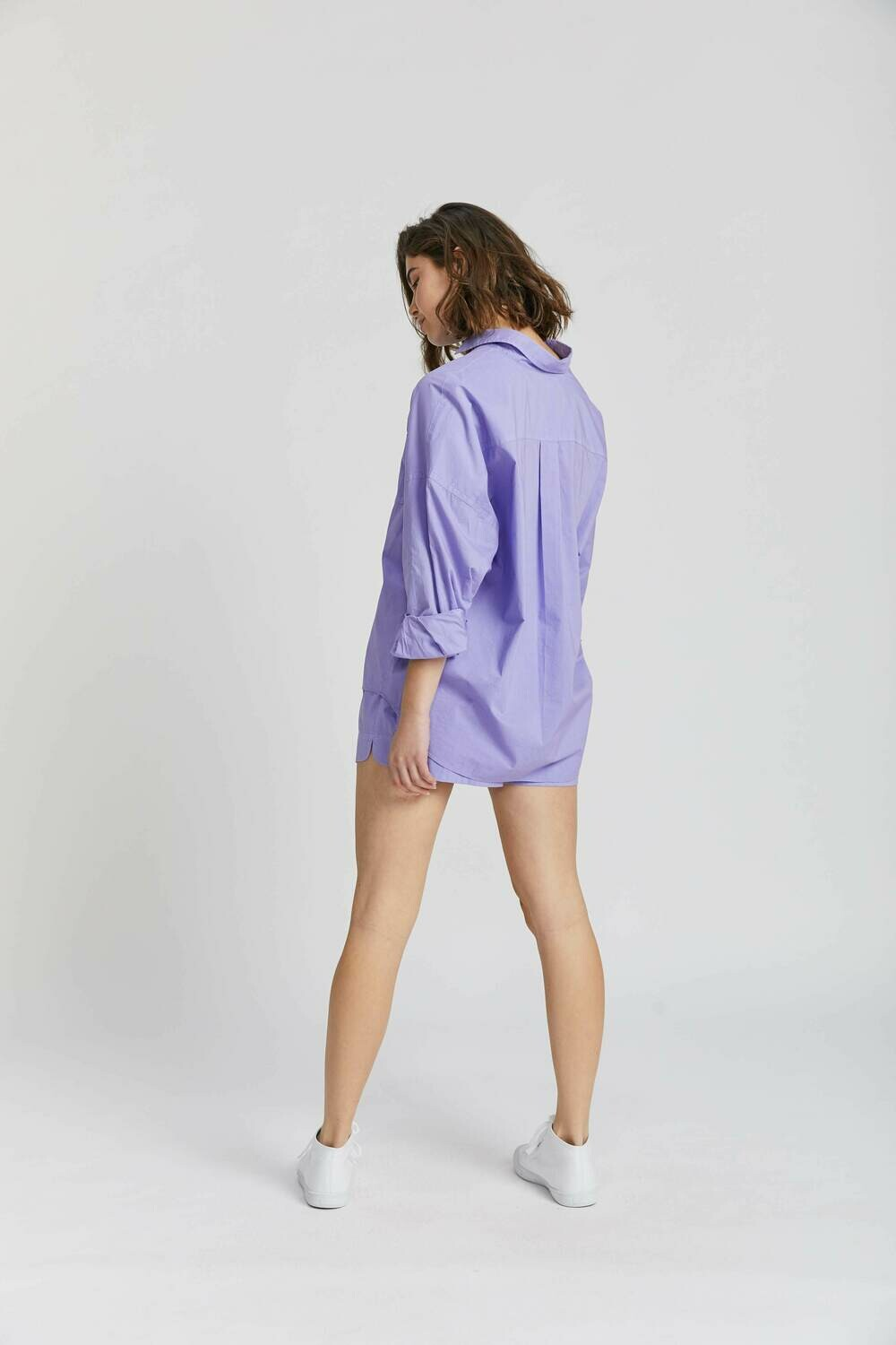 The Chiara Short - Lavender