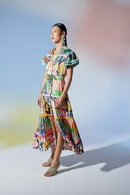 Peranakan Dress