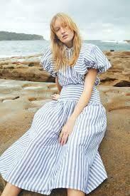 Ester Skirt - Stripe