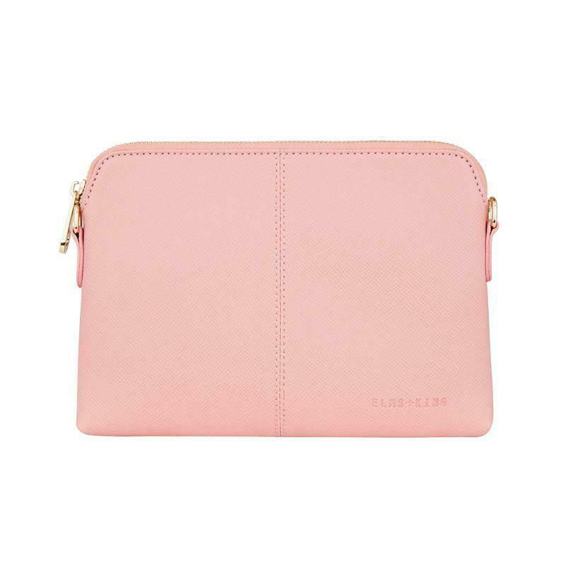 Bowery Wallet- Carnation Pink