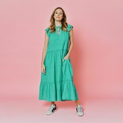 Amber Dress - Green