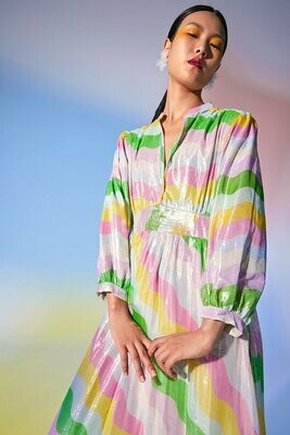 Jakarta Rainbow Dress