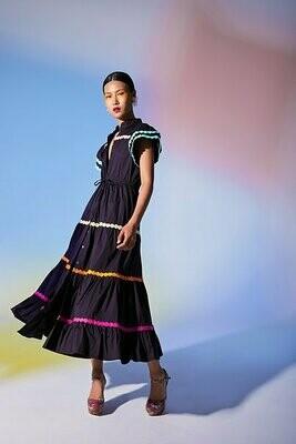Baba Dress - Black