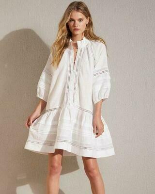Mingle Dress - Porcelain PRE-ORDER (January)
