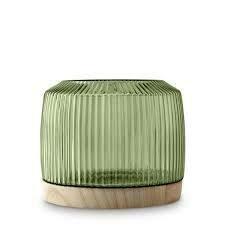 Pleat Vase- Green   (XL)