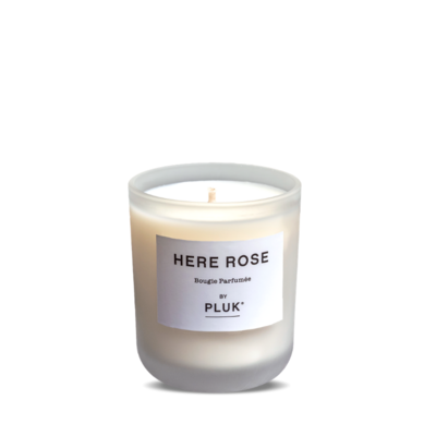Candle - Here Rose
