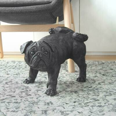 Dug the Peeing Pug - Black