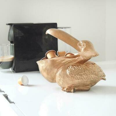 Pelican Bowl - Gold