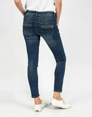 Button Jean Classic - Denim