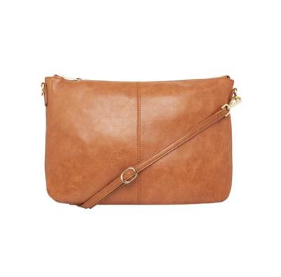 Bowery Shoulder Bag - Tan