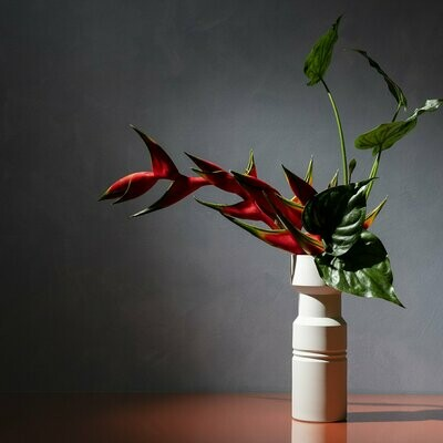 Miami Vase - Natural