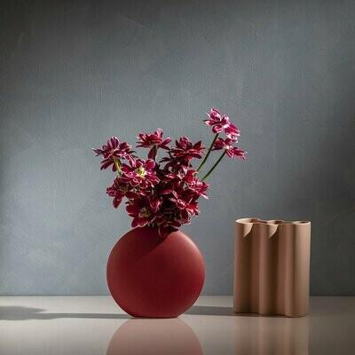 Wave Vase - Blush