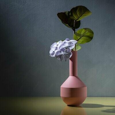 Palmetto Vase - Rose