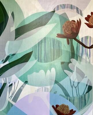 """'Seaside Season"""" by Sarah Leslie"""