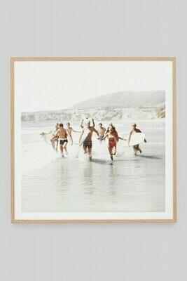 California Vacation Print