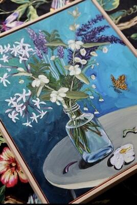 'Hopewood Garden' By Katie Quinn