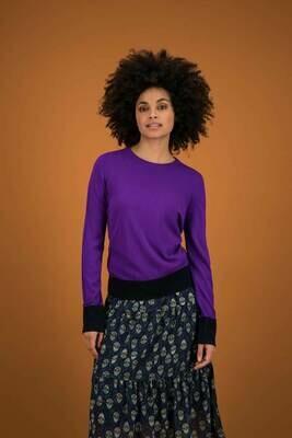 Knit - Royal Purple