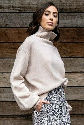 Boronia Knit - Blush
