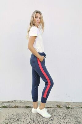 Trackie - Old Navy & Portsea Red