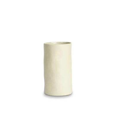 Cloud Vase-  Chalk Medium