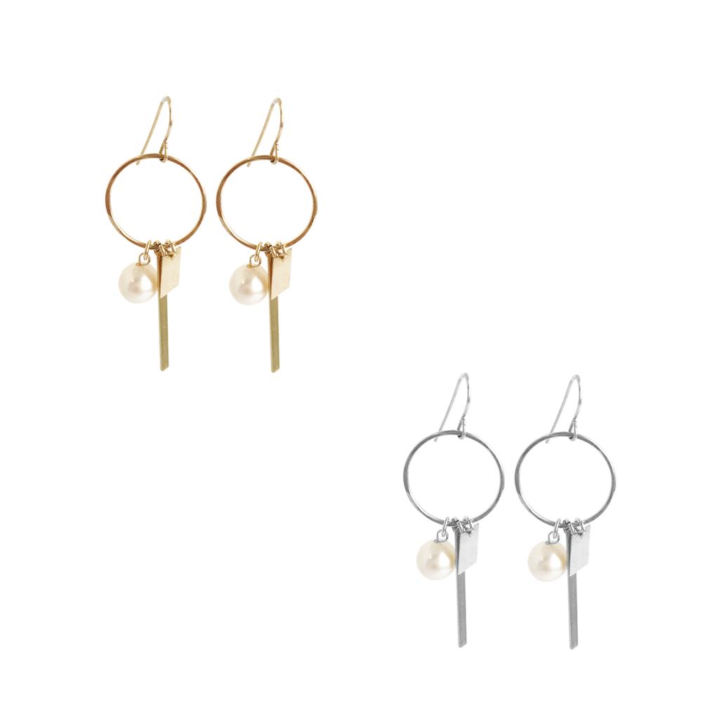 Peru Earring - GOLD