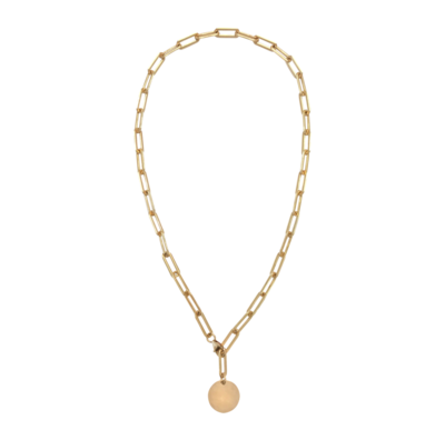 Heavy Chain Necklace - GOLD