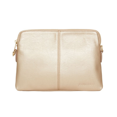 Bowery Wallet- Light Gold