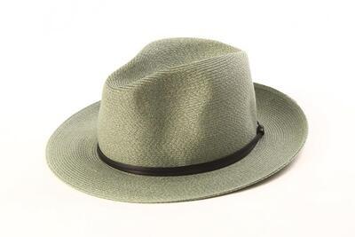 Borsalino Hat -Almond