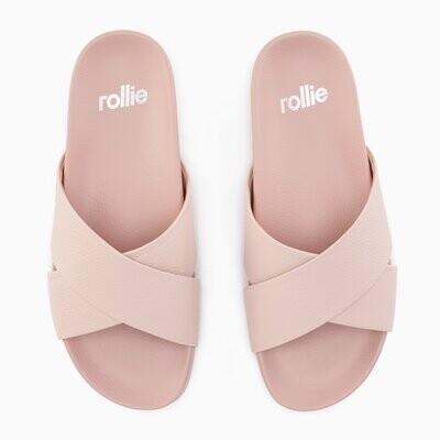 Tide Cross Slide - Snow Pink