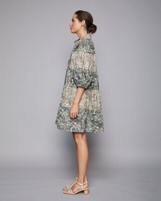 Magnum Dress - Meadow Print