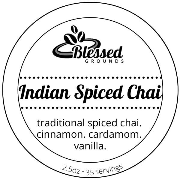 Tea Tin - Indian Spice Chai