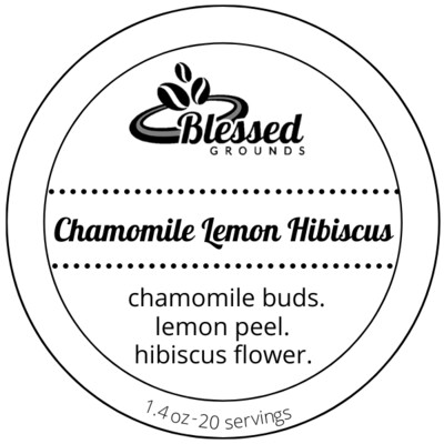 Tea Tin - Chamomile
