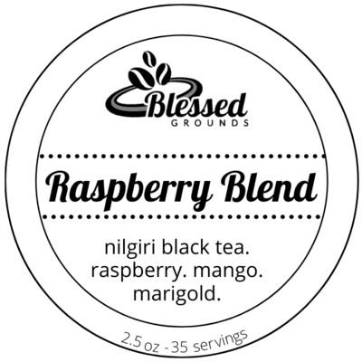 Tea Tin - Raspberry Mango