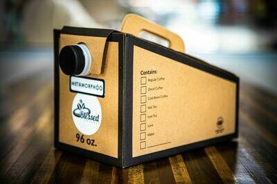 96 oz Box Carafe