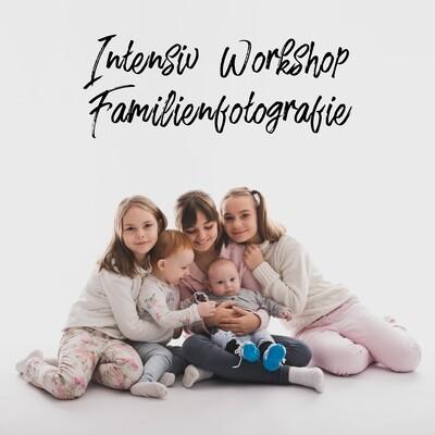 2-tägiger Intensiv Familienfotografie Workshop 18. & 19. 9. 2021