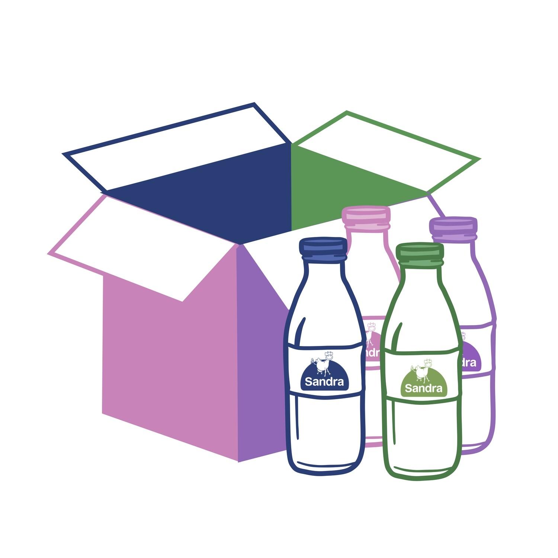Caja VARIADA  (6 botellas a elegir)