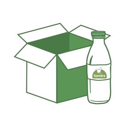 Caja SEMIDESNATADA (6 botellas)
