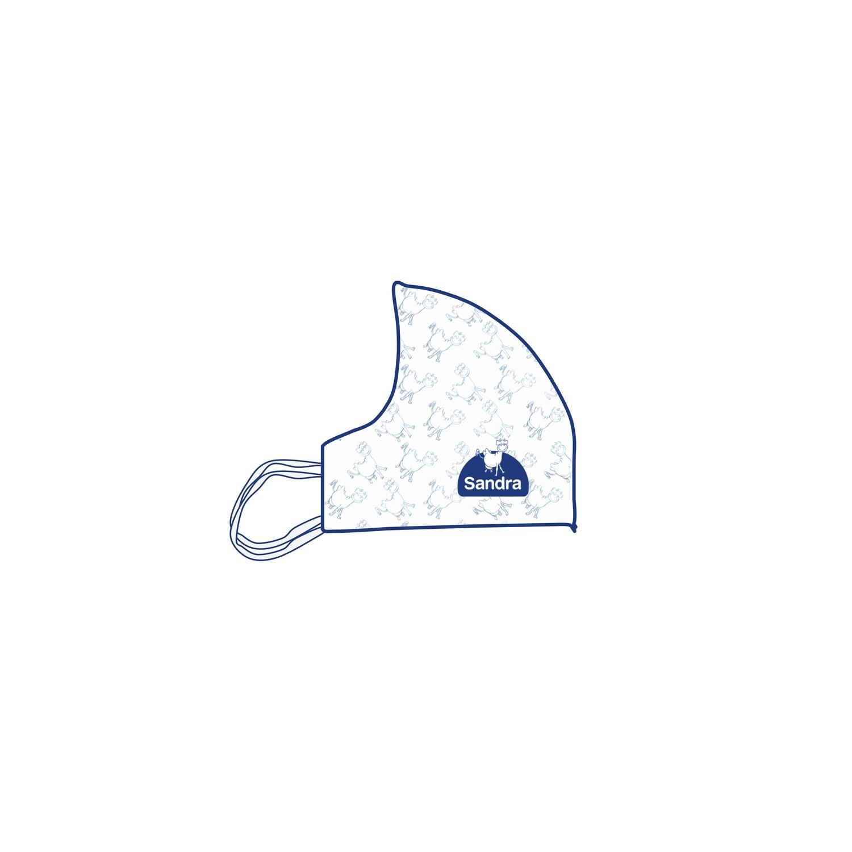 Mascarilla Homologada Reutilizable 36 lavados (UNE0065) - Infantil